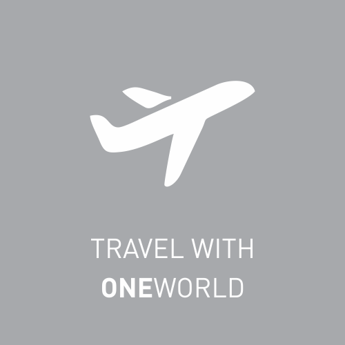 Travel with oneworld