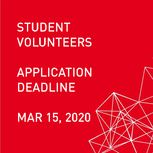 ISC 2020 Student Volunteers Application Deadline Mar 15