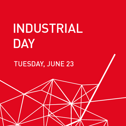 ISC 2020 Industrial Day, Tuesday, June 23