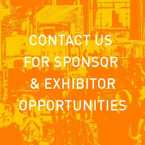 Contact us for Sponsor & Exhibitor Opprtunities