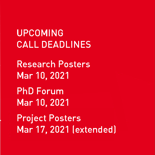 ISC 2021 Call Deadlines