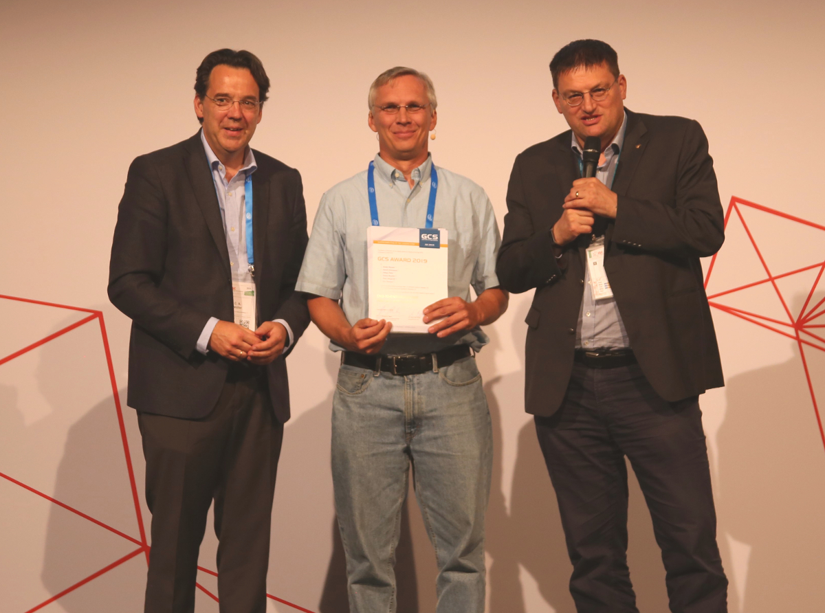ISC 2019 Gauss Award