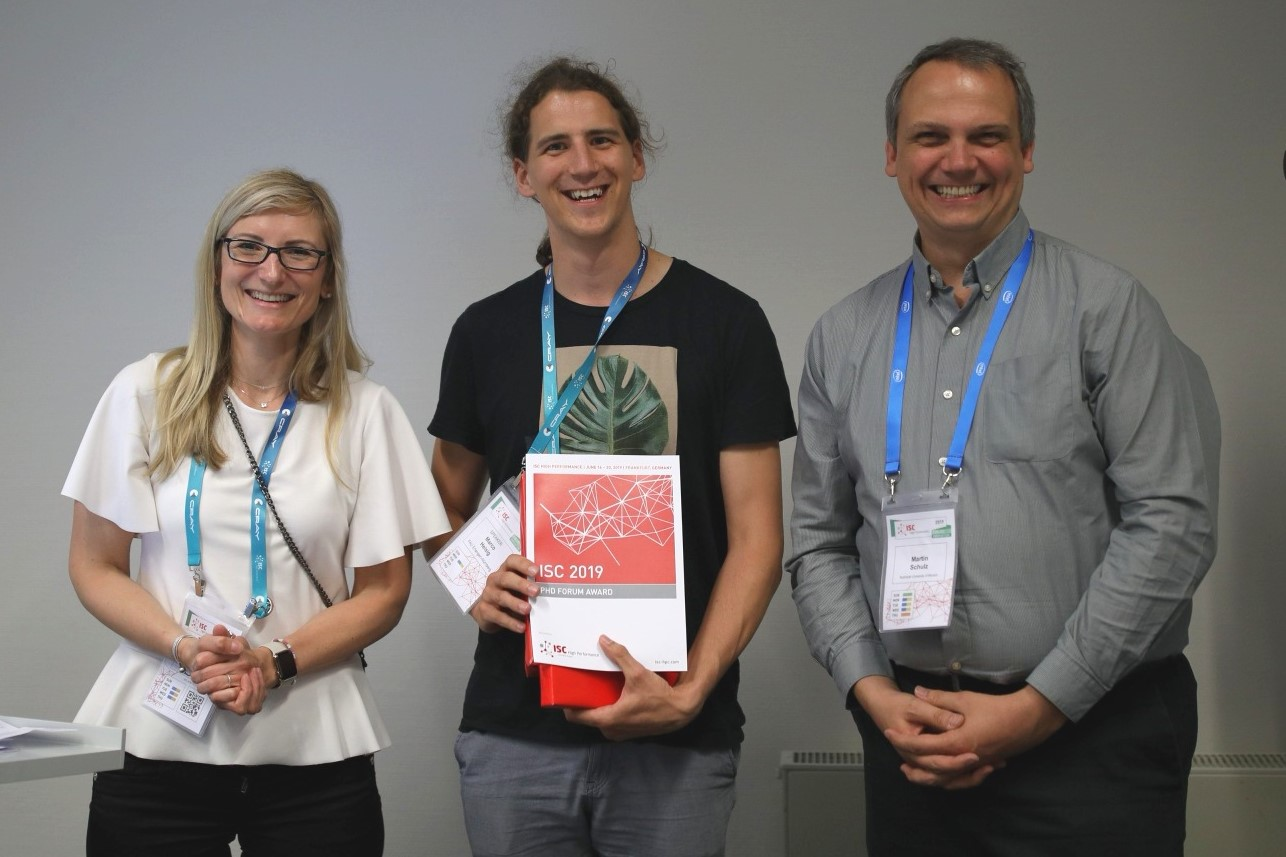 ISC 2019 PhD Forum Award
