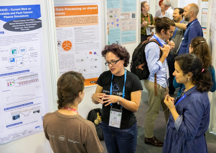ISC 2019 Research Poster Reception
