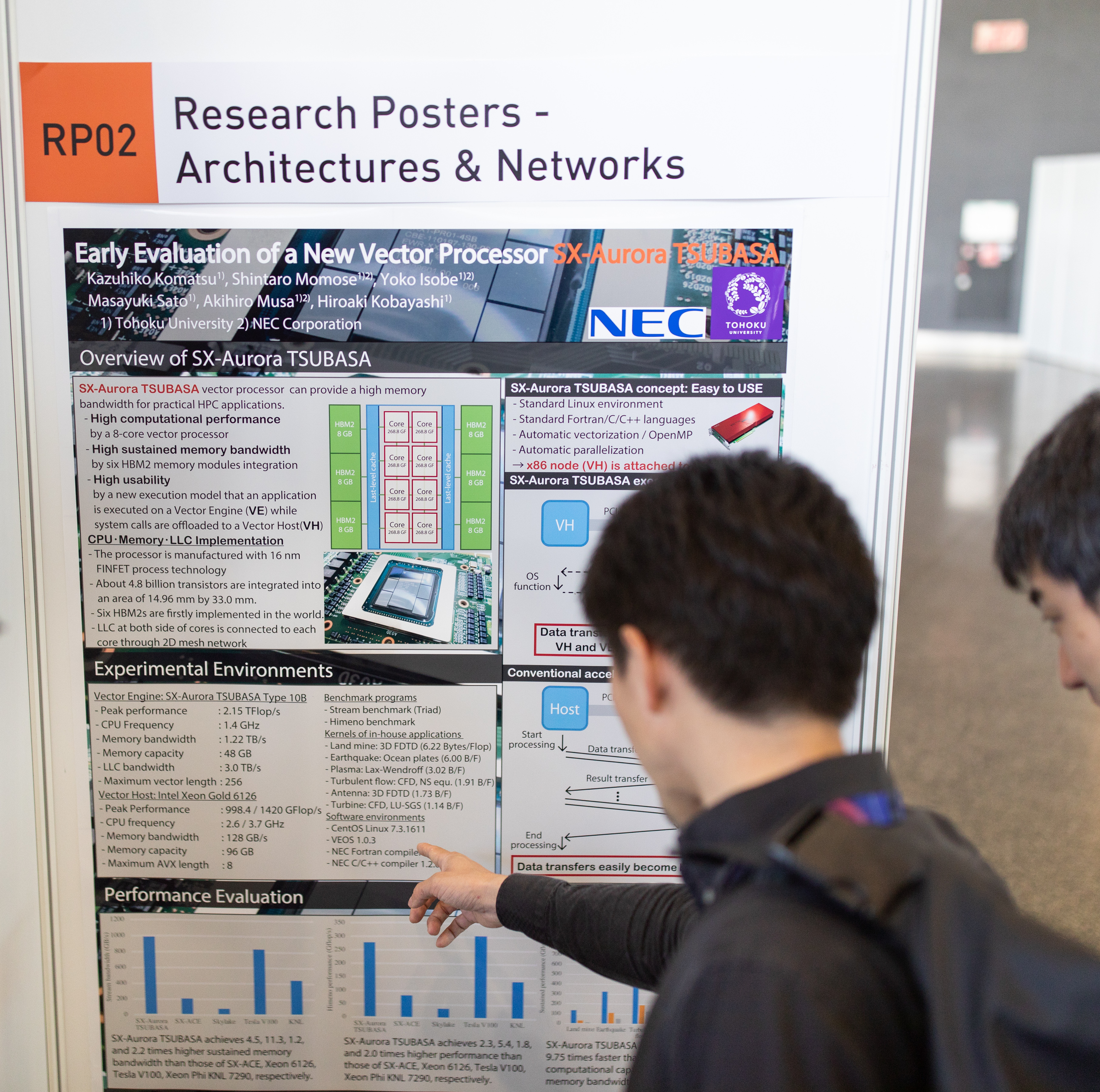 research posters    isc high performance