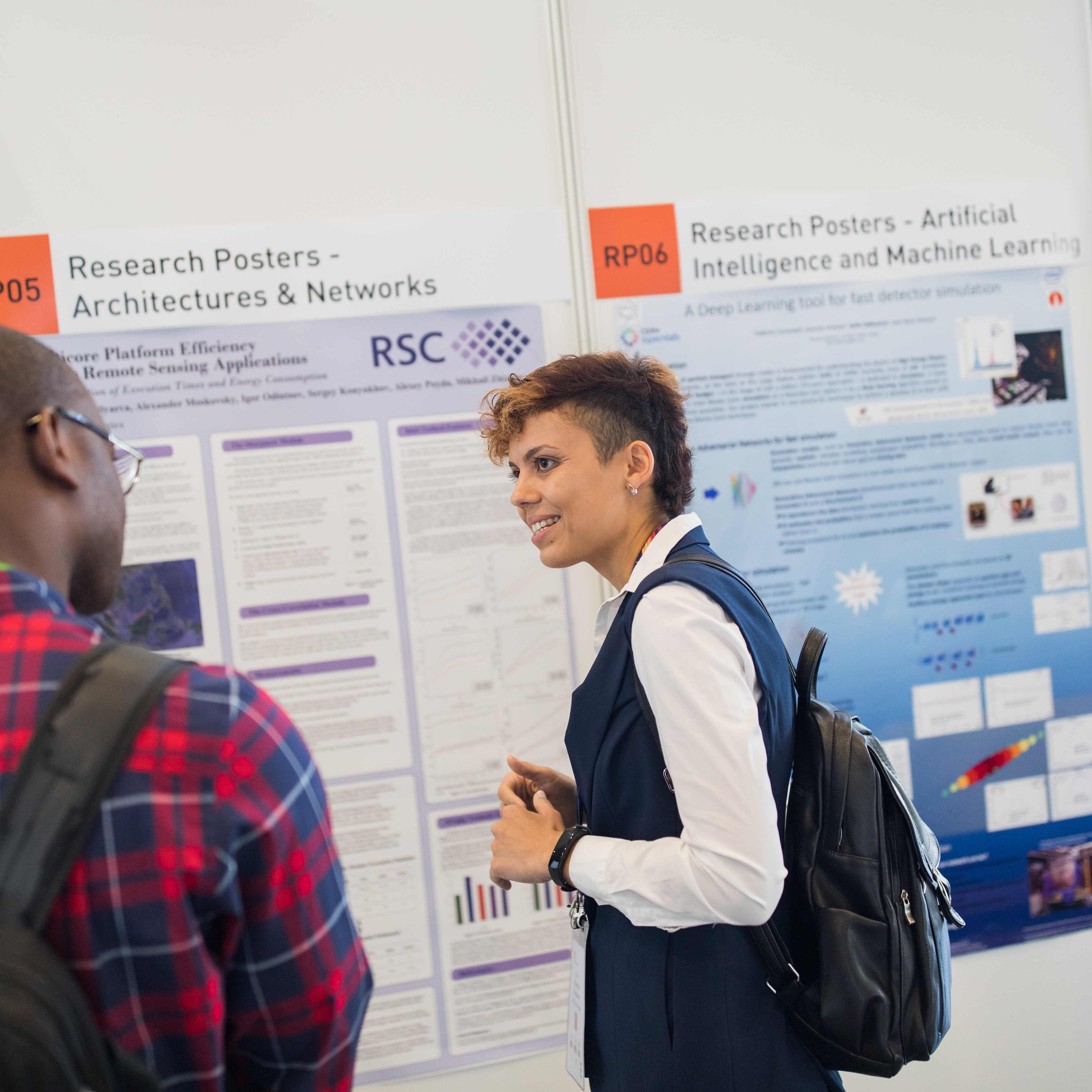 ISC2018 Research Posters