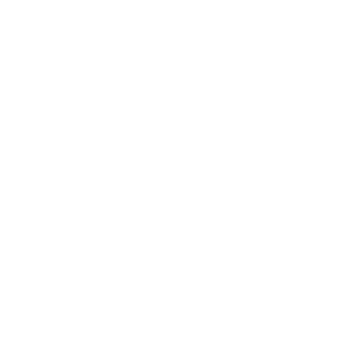 ISC General Requests - Contact