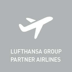 Travel with Lufthans Group Partner Airlines